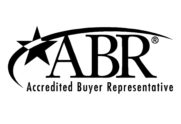 Accredited Buyer's Representative (ABR®) - The Real Estate Buyer's Agent Council grants this designation to brokers who pass a course to represent buyers as a buyer's broker. Additional qualifications include documentation of completed transactions and membership in the National Association of REALTORS®, and membership in the Real Estate Buyer's Agent Council.