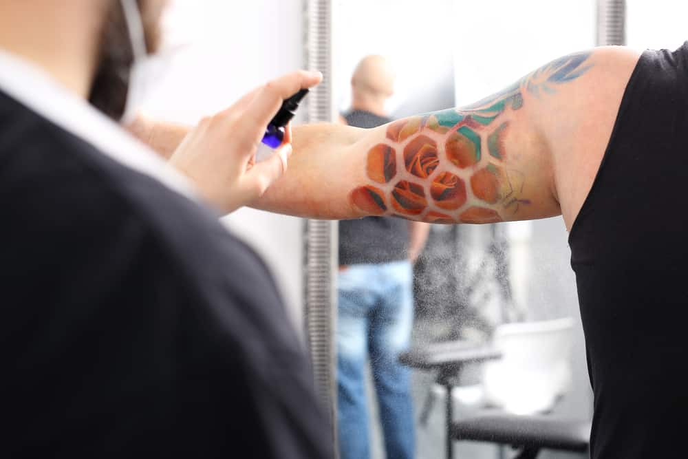 How to Keep Your Tattoo from Fading?   Bad Habits Tattoos