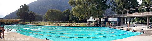 Bagno pubblico e piscina coperta di Bellinzona