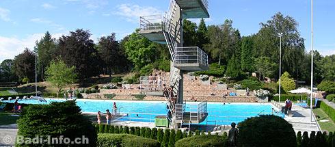 Piscina Comunale di Carona Lugano