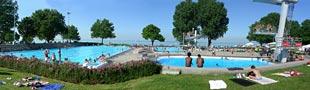 SchwimmbderBilder See Strand und Flussbder der Schweiz