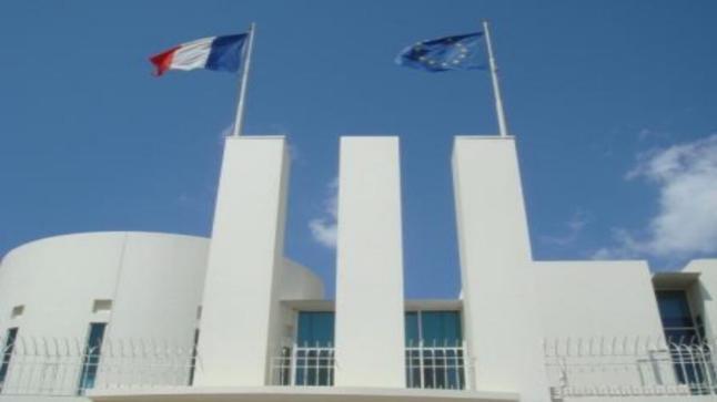 هجوم على القنصلية الفرنسية في جدة