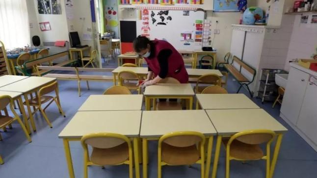 لمضيق..كورونا تغلق مدرسة ابتدائية وتصيب أربعةأساتذة