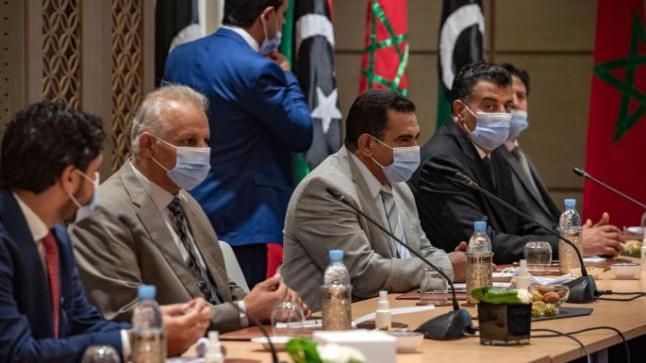 المغرب.. جولة جديدة من أجل ليبيا