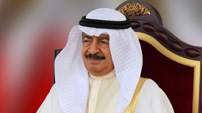 وفاة رئيس وزراء البحرين