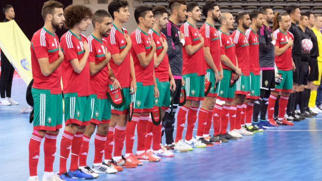المنتخب المغربي يتصدر الترتيب الإفريقي