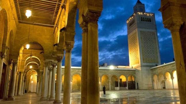 إعادة فتح المساجد في تونس