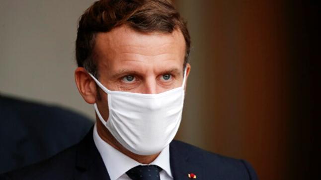 عاجل..إصابة الرئيس الفرنسي ماكرون بفيروس كورونا