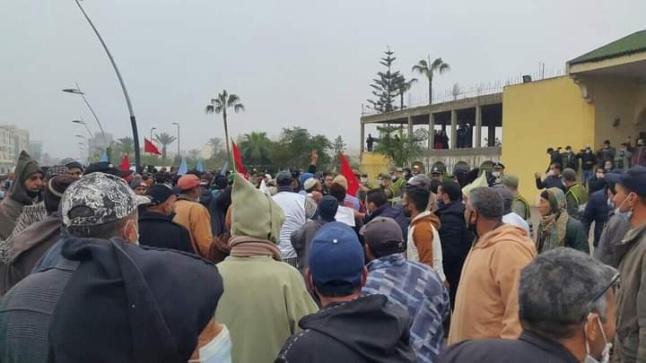 جماعة سيدي بنور ترفض ترحيل سوقها الأسبوعي