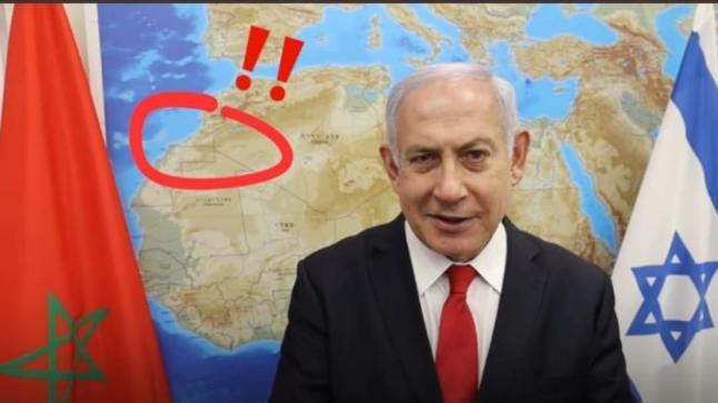 بعد بتر الخريطة المغربية.. إعلامي إسرائيلي: الاعتراف بمغربية الصحراء واجب وحق