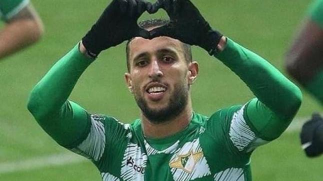 وفاة لاعب المغرب التطواني محمد أبرهون