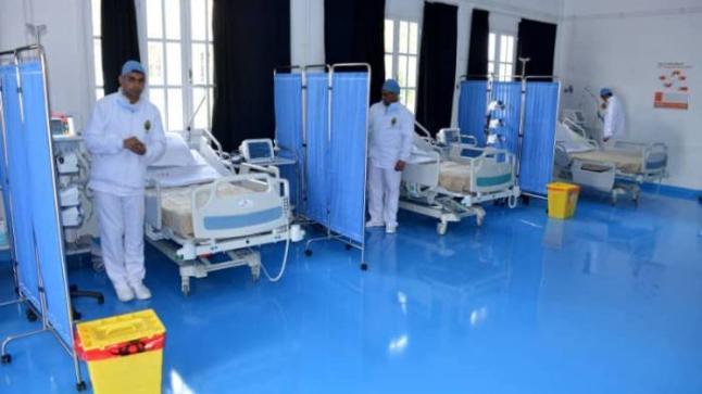 كورونا.. 43 حالة وفاة و 877 إصابة مؤكدة
