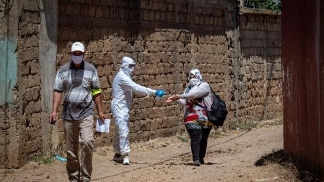 كورونا.. 56 حالة وفاة و2566 إصابة مؤكدة