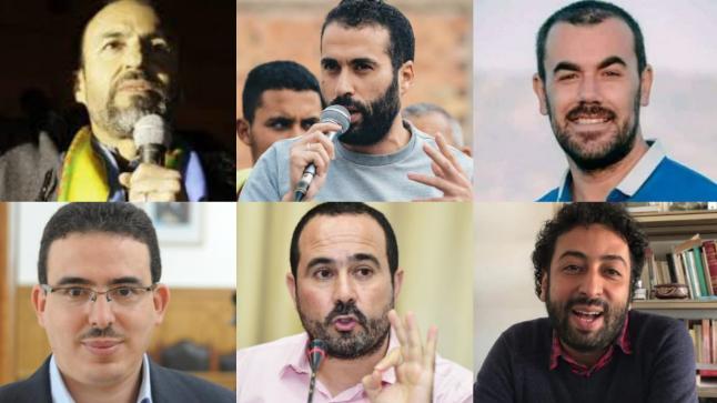 """""""هيئة حقوقية"""" تطالب بالعفو على معتقلي الحراكات الاجتماعية وعلى الصحفيين"""