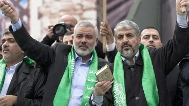 """حماس: """"التطبيع المغربي مع إسرائيل خطيئة سياسية ولا يخدم القضية الفلسطينية"""""""