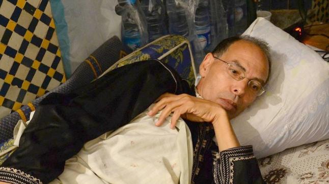 إيداع الناشط الحقوقي المعطي منجب سجن العرجات