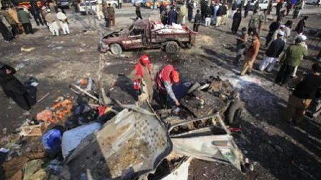الجزائر: وفاة 5 أشخاص وإصابة 3 آخرين في انفجار