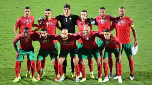 المنتخب المغربي يتقدم في تصنيف الفيفا الجديد