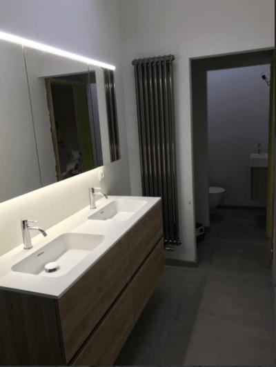 badkamer renovatie Antwerpen