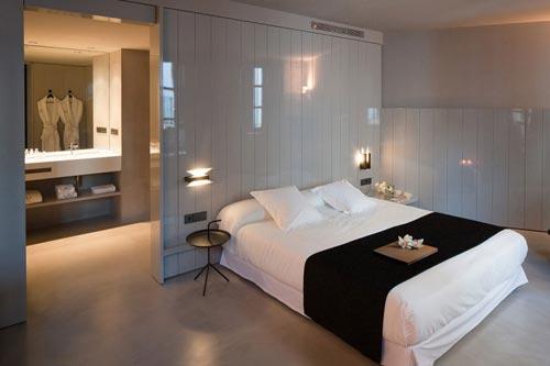 Open badkamer van Caro hotel  Badkamers voorbeelden