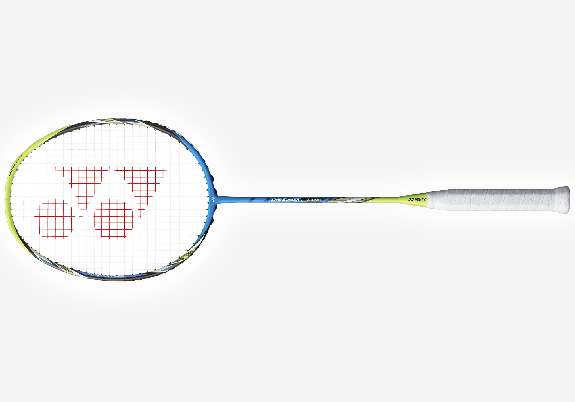 BADMINTON LABORATORY: SCHLÄGER-TEST YONEX ARCSABER FLASH