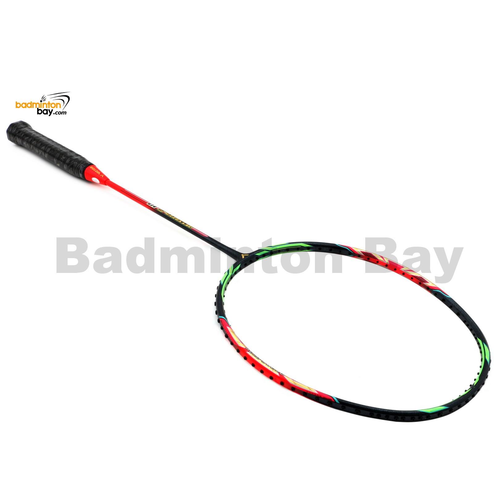 Victor Jetspeed S10 Q Neon Virtual Pink Badminton Racket