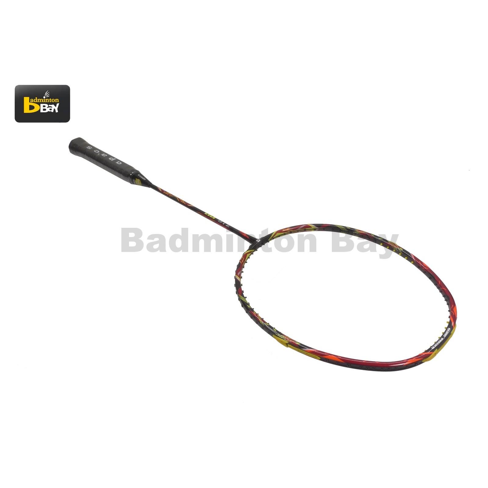 Apacs Zig 80 Black 4u Badminton Racket