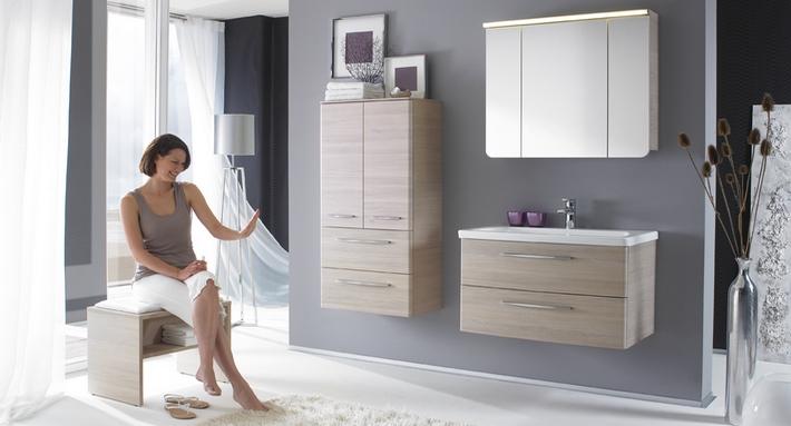 Kleine Badezimmer ganz gro  10 Tipps  BadmbelBlog