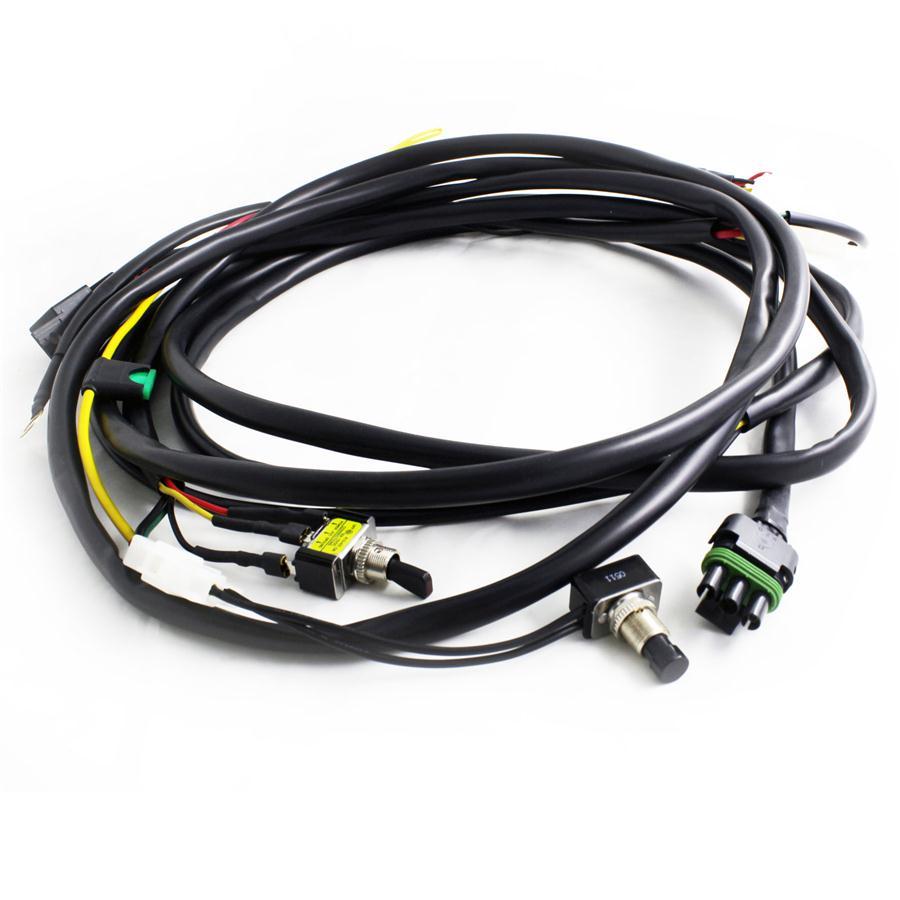 hight resolution of baja designs xl onx6 wire harness w mode 2 lights max 325 watts