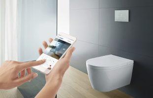 Dusch WC Innovative Toiletten mit Bidet Funktion ...
