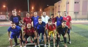 غدا نهائى فعاليات دوره مجلس الامناء لكوره القدم بملعب الكابتن