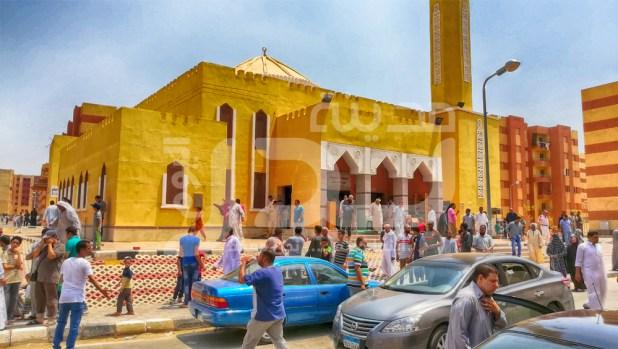 مسجد بالحي النرجس