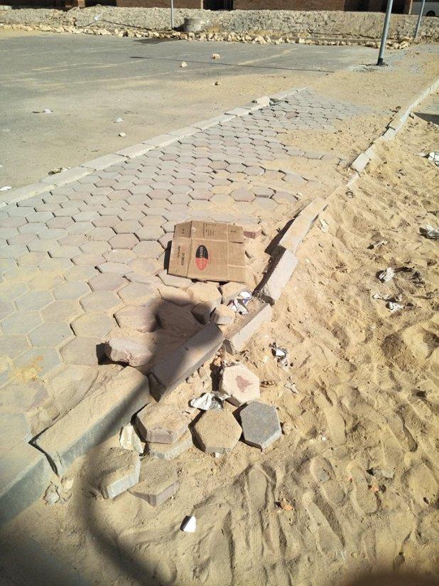 استغاثة سكان الاسكان الاجتماعى بمدينة بدر