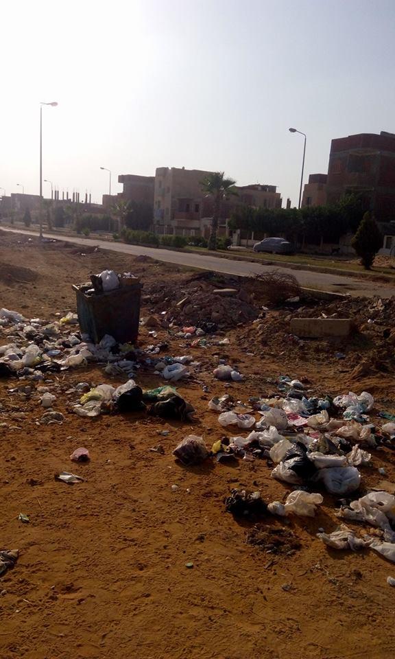 الاهمال وغياب المسئولين عن مدينة بدر