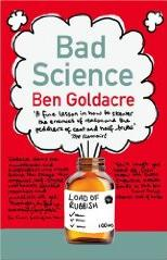 Book Cover: Bad Science  by Ben Goldacre