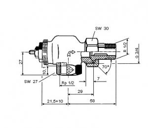 Grundfos Hot Water Pump RO Water Circulating Pump Wiring