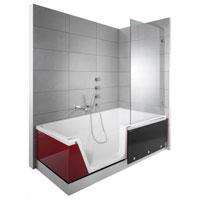 Badewanne Mit Tr Gnstig Kaufen | Energiemakeovernop