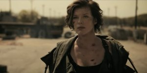 Resident Evil The Final Chapter clip