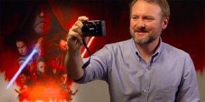 Star Wars: Gli Utimi Jedi rian johnson