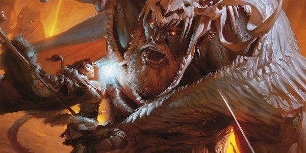 Dungeons & Dragons slide