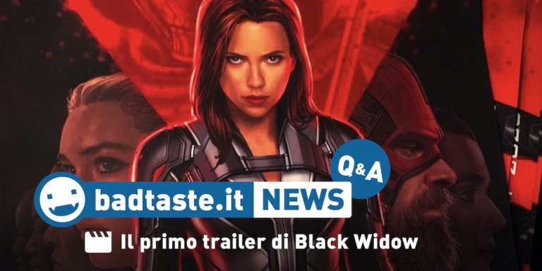 black widow videoblog