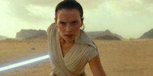 Rey Palpatine Star Wars