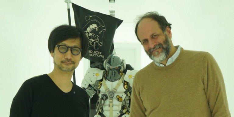 Luca Guadagnino Hideo Kojima