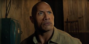 jumanji dwayne johnson the rock