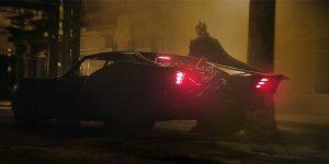 Warner bros batmobile the batman