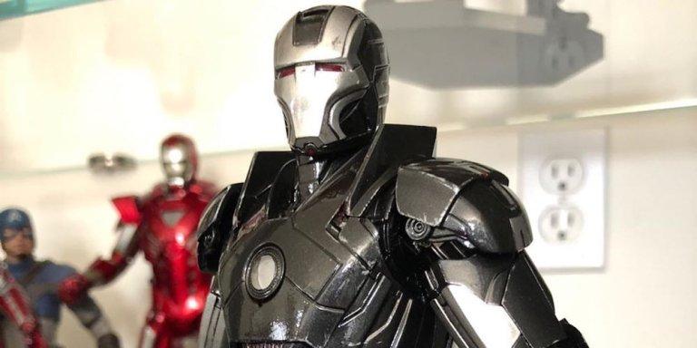 iron man 3 andy park
