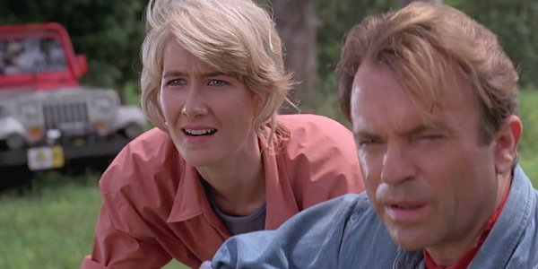 Jurassic World Laura Dern