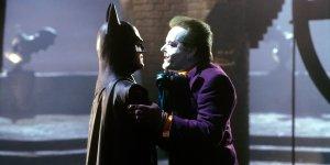 Michael Keaton Batman the flash Jack Nicholson