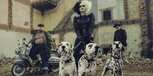 Cruella emma stone disney+ Crudelia