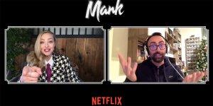 Mank Intervista Amanda Seyfried David Fincher